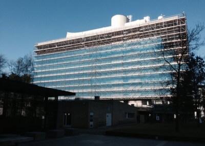 TiU Tilburg Simon Building