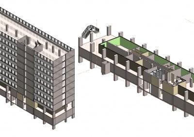 TiU Tilburg_Simon-building-revit