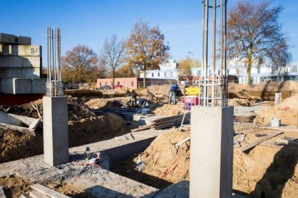 Volckaert Dongen, renovatie en nieuwbouw Buurstede 15/17 in Oosterhout