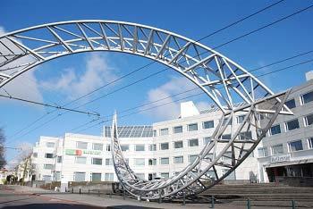 Renovatie hoofdkantoor Alliander Arnhem