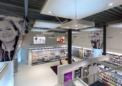 Design concept centre en het nieuwe winkelen Didden 's-Hertogenbosch (architectuur)