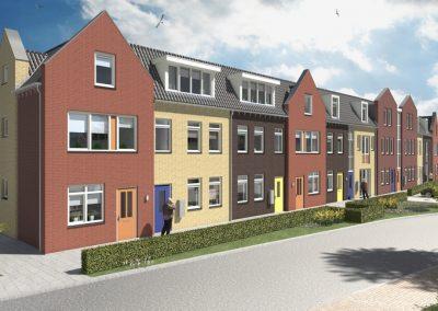 Nieuwbouw woningen en appartementen Centrumplan Leersum