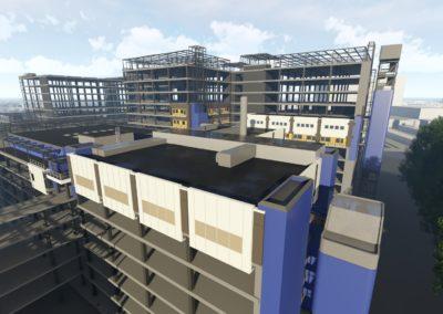 Renovatie W-installaties Leiden University Medical Centre (LUMC)