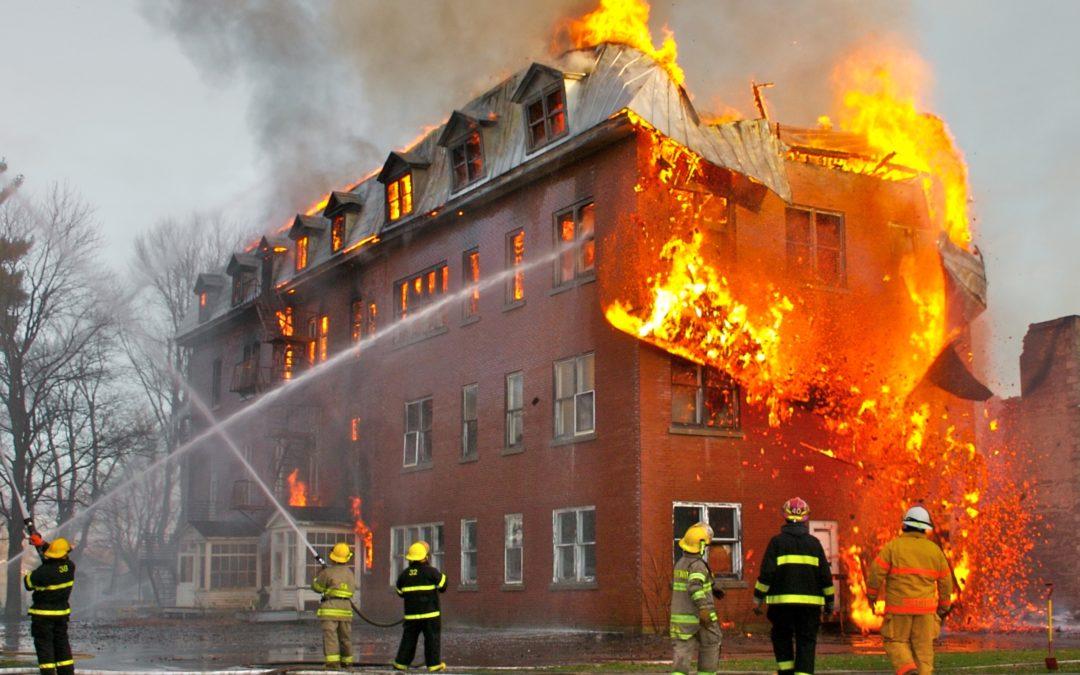 Wat kan bv3 voor u betekenen nu de voorwaarden voor het verkrijgen van brandverzekering per 1 januari a.s. wordt aangescherpt