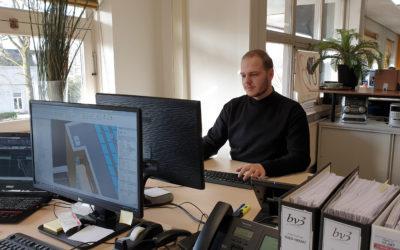 Werken bij bv3 projectsupport is elke dag afwisselend en uitdagend