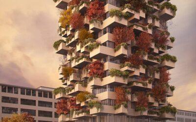 bv3 projectsupport gemodelleerd aan technische installaties Trudo Toren Eindhoven