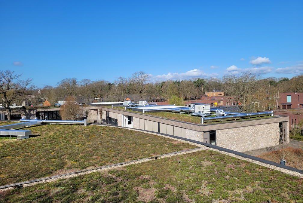 bv3 projectsupport lost klimaatproblematiek stg. HUB in Rosmalen op